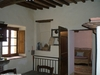 Casa Colle Cetona - view through kitchen