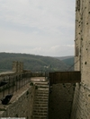 Sarteano - view from the castle