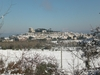 Sarteano under the snow