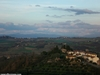 Tuscany - view of hill town